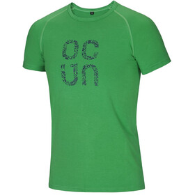 Ocun Bamboo Gear T-Shirt Men Spring Green